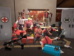 Team Fortress 2 Red Pose (Best Quality)