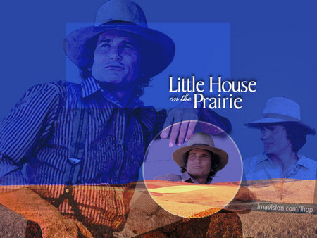 Charles Ingalls - house, little, excellence, charles, prairie