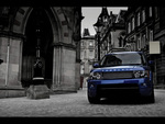 Project Kahn Cosworth Range Rover RS300