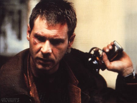 Harrison Ford in Blade Runner - harrison, movie, ford, scifi, actor