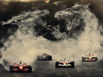 Formula One Monsters