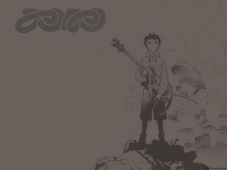Fooly Cooly Naota Flcl Anime Background Wallpapers On Desktop Nexus Image 393383