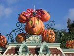 Minnie Mouse Jack-o-lantern