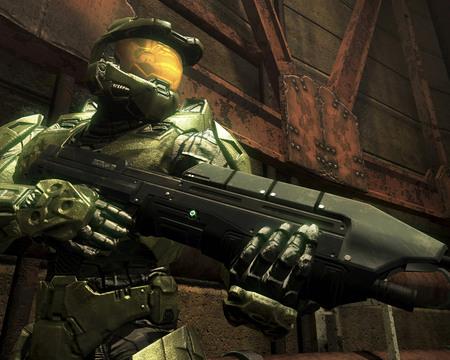 halo - guns, halo, shoting, videogames