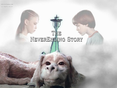 The Neverending Story - luck, princess, dragon, quest