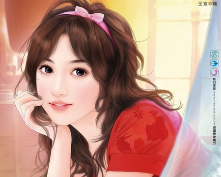 Chinese Girl 61 Other Anime Background Wallpapers On Desktop