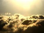 Jesus in the Clouds, Rio de Janeiro, Brazil