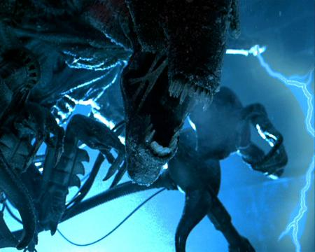 Alien Queen - AVP - creature, avp, alien, movie, scifi, queen