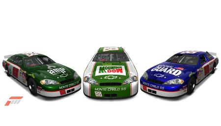 Dale Jr 88 - dale, dale earnhardt jr, national guard, forza, forza 3, nascar, mountain dew, amp, 88, earnhardt jr
