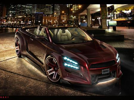 SuPeR CaR - by kk, super car, concept, kk designs