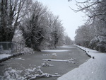 Snow In Aylesbury, Buckinghamshire, United Kingdom - Wednesday, 6th Of January, 2010