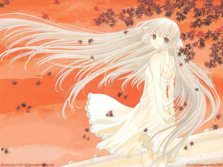 Untitled Wallpaper - chii, chobits