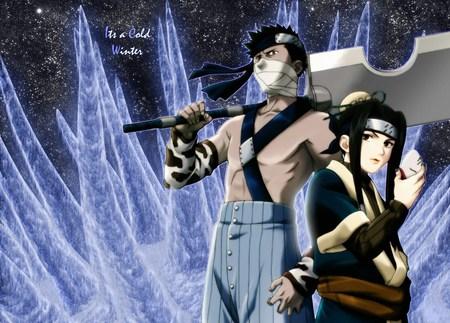 Zabuza And Haku Naruto Anime Background Wallpapers On Desktop Nexus Image 40050