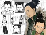 Shikamaru And Dad