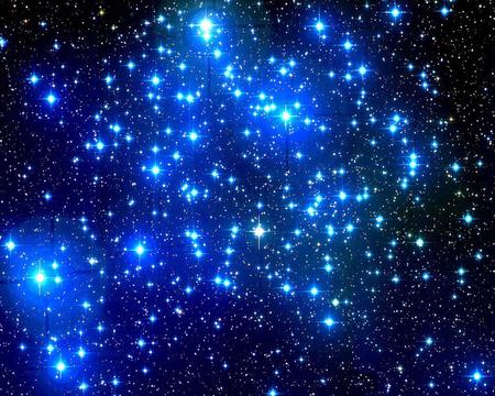 Blue Stars Stars Space Background Wallpapers On Desktop
