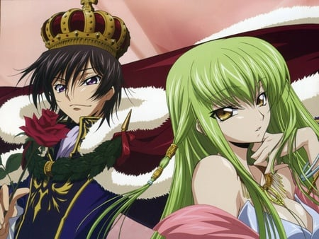 The King And His Queen Other Anime Background Wallpapers On
