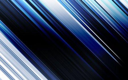 Chichi - blue streaks, streaks