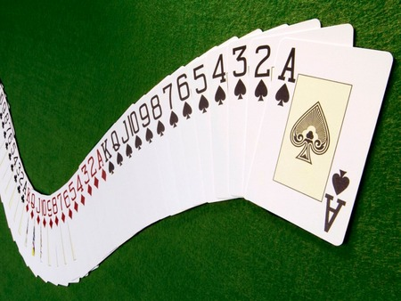 Playing Cards - cards, ace, deck of cards, play, playing cards