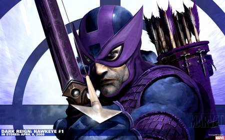Hawkeye - hero, marvel, hawkeye, comic