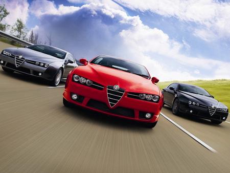 Alfa Romeo Cars - 3, romeo, awesome, alfa, cars