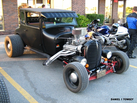 Mean Hot Rod - danieltowsey, folk photographer, mean hot rod, daniel j towsey
