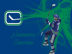 Alexandre Burrows Canucks