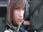 Lightning and her Gunblade