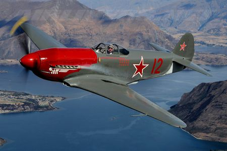 Yak 3 - world war two, red air force, soviet air force, yakovlev