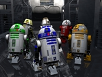 R2D2 And Friends