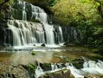 Purakanui Waterfalls, New Zealand