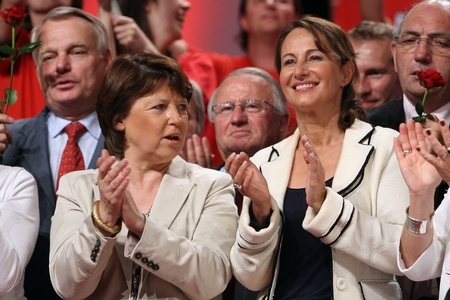 Happy losers ! - segolene royal, paris, martine aubry, politic, politique skz, candidate for the presidential, royal, aubry, france, bling bling