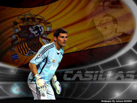 Iker Casillas - iker casillas, casillas, real madrid, iker, spanish, spain