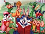 Bugs Bunny gang