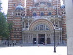Westminster Cathedral London.