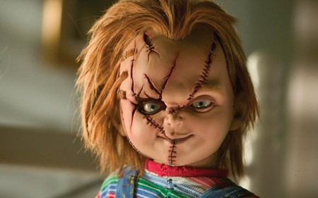 Chucky - movie, childs play, film, scary, toy