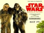 Star Wars III: Kid's Poster