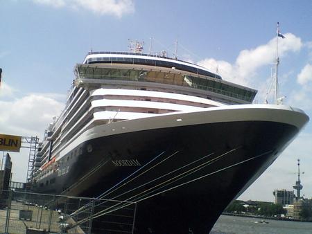 ms.Noordam - rotterdam, habor, cruise, cruisecall