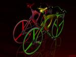 3 D Bikes