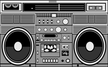 boombox desktop wallpaper music entertainment background