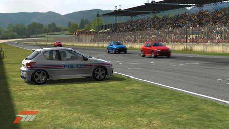 French Police 2 - french, forza, trap, forza 3, racers, radar, speed, cop, police