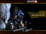 Mass Effect Fight For The Lost Female
