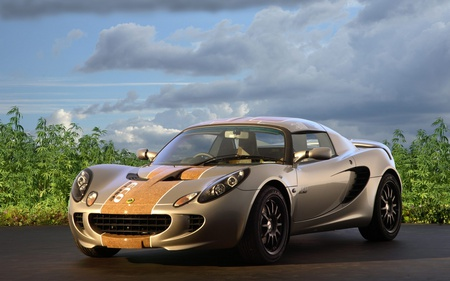Lotus Eco Elise - elise, lotus, car, eco