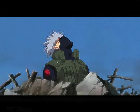 Naruto Kakashi Dies Hatake Kakashi ...