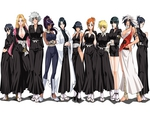 Charcters of bleach