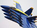 Blue Angels Squadron