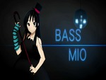 K-ON! Bass Mio