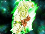 Broly- Legendary Super Saiyan