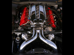 engine from Dodge viper SRT 10