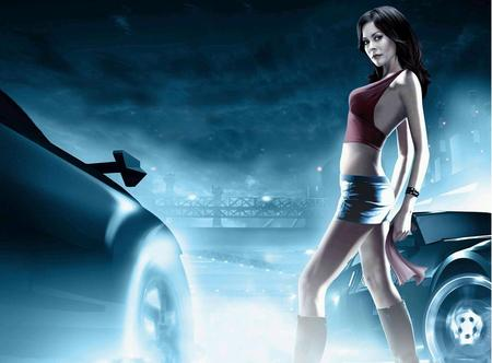 Need For Speed - nfs, ps2, game