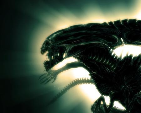 Alien - animal, alien